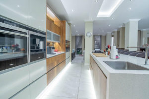 kitchen design & renovations