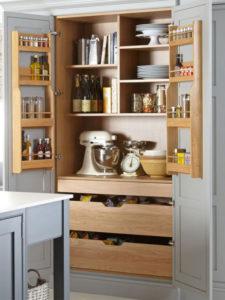 pantry functional kitchen