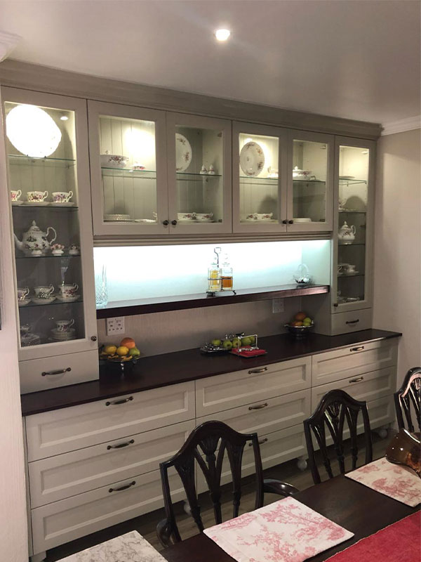 farmstyle wall unit